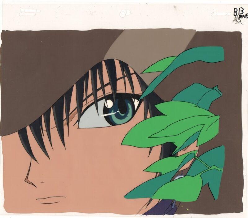 Anime Cel Hunter x Hunter #20