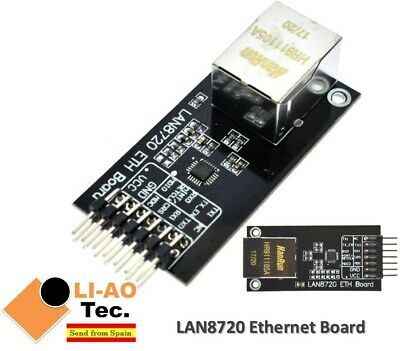 LAN8720 Ethernet Board Network Module Ethernet Transceiver RMII Interface (Ethernet-board)