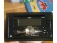 Car Radio Stereo JVC KW-R510