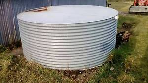 Corrugated Iron Squat Tank Tallegalla Ipswich City Preview