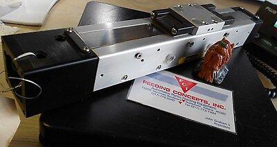 Parker Compumotor Servo Indexer 100 Mm 401100xrms 1158623501c No Motor