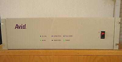 Редактирование и производство AVID 0020-00365-01 AV