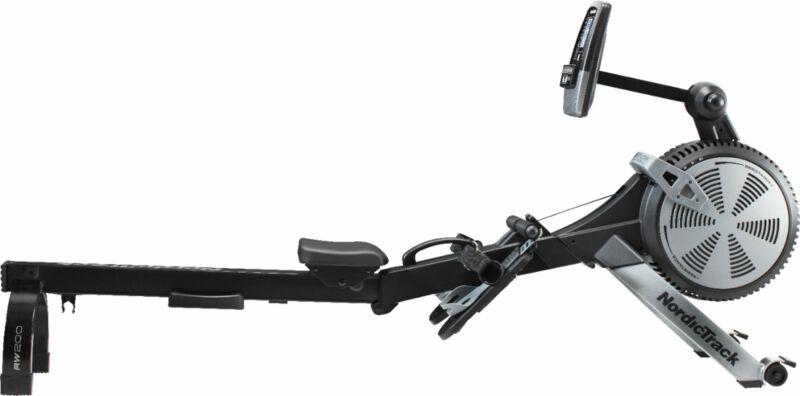 NordicTrack NTRW59147 Black RW200 Rower NOB #108475