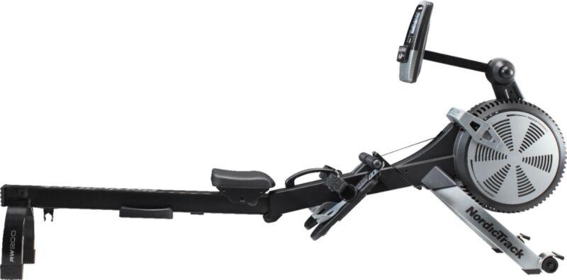 NordicTrack NTRW59147 Black RW200 Rower NOB #109298