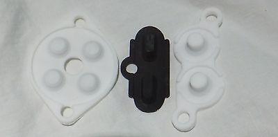 Nintendo NES Controller Repair Kit [Replacement Conductive Pads] Lot of 2