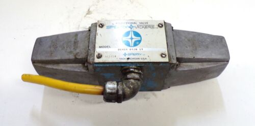 SPERRY VICKERS DIRECTIONAL CONTROL VALVE, DG4S4 012N 51, 20 GPM MAX FLOW