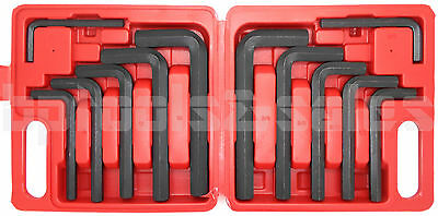 Set of 3-1 ea .028 .035 /& .050//.05 inch Short Arm Hex Keys Allen Wrenches!