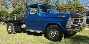 1972 Ford F250/350 UTILITY Jimboomba Logan Area Preview