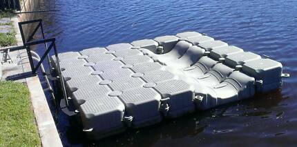 Floating Pontoon Dry docking Sysytem 3mt x 2mt