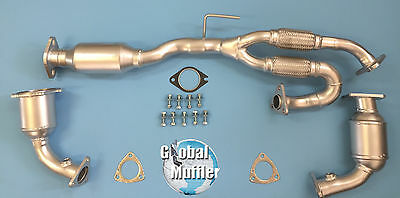 Fits 2003 2004 2005 2006 2007 Nissan Murano 3.5L V6 Catalytic Converter Set