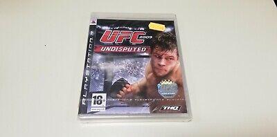 JA - UFC UNDISPUTED 2009  PS3 PAL ESP STOCK TIENDA NUEVO PRECINTADO N2 comprar usado  Enviando para Brazil