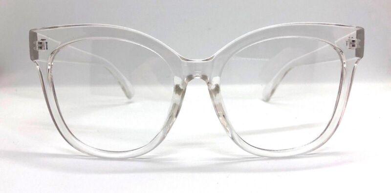 c974b97054c4b MISS GORGEOUS Women Eyeglasses CAT EYE Clear Lens Shadz Glasses Oversized  GAFAS