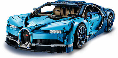 New Custom Technic Bugatti Chiron 42083 Set Building Blocks