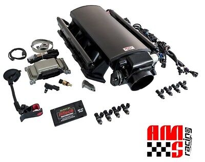 FITECH 70002 FUEL INJECTION SYSTEM KIT ULTIMATE GM LS 500 HP FOR LS1 LS2 LS6