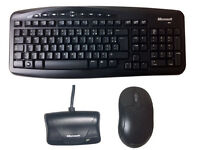 Wireless keyboards & mouses 700 Microsoft, Layout German, French, Italian
