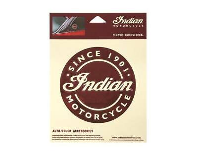 Indian Motorcycle Classic Emblem Decal 2863953