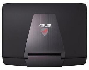 ASUS G751JM ROG gaming, i7 3.5 GHZ 16GB 128 GB SSD, 1TB HDD,Nvidia GTX 860M 2gb