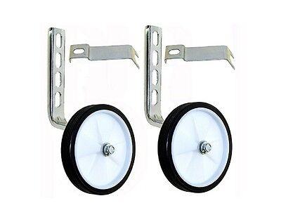 räder für 12-20 Zoll - Paar, mit Zusatzstreben als Drehschutz (Zoll Für Paare)