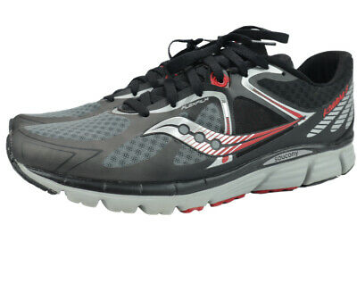 Saucony Kinvara 6 Running Shoes Red Black Sneakers Mens Size 11