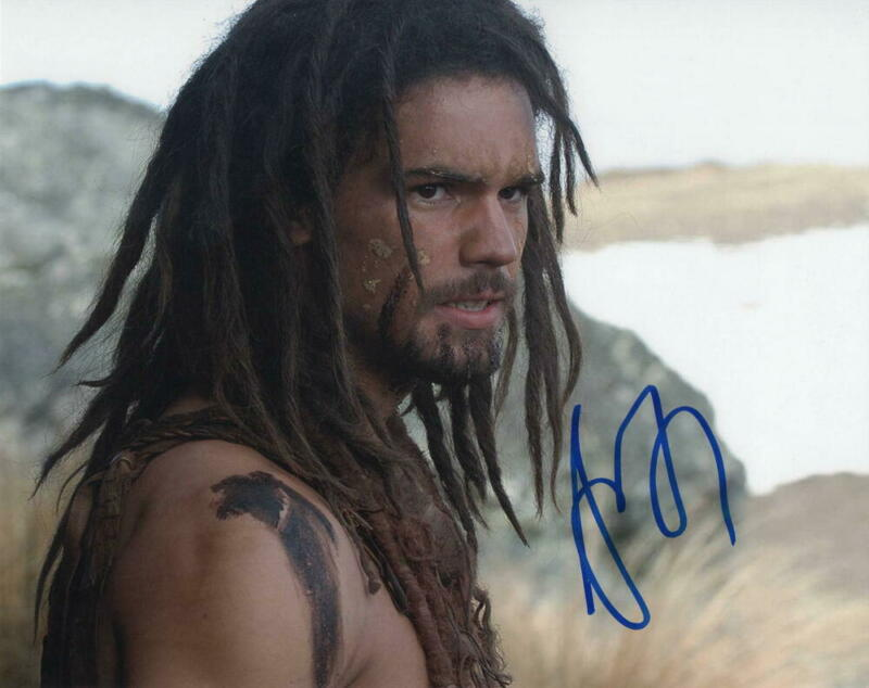 STEVEN STRAIT SIGNED AUTOGRAPH 8X10 PHOTO - 10,000 BC STUD, THE EXPANSE