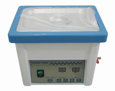 Dental 5l Digital Ultrasonic Handpiece Loupes Cleaner 110v220v Vep