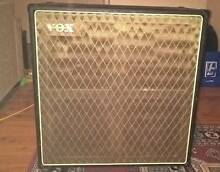 VIntage Vox ac30 extension guitar speaker cabinet 4x12 Sydney City Inner Sydney Preview