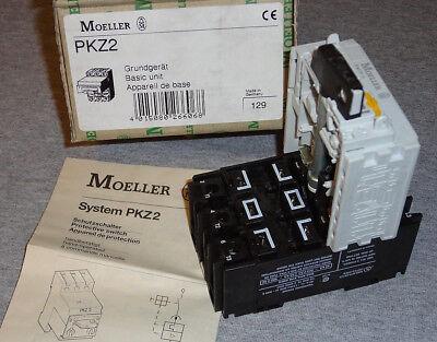 Nib Moeller Pkz2 Circuit Breaker Manual Motor Protector Pkz 2
