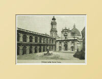 Loreto, Chiesa Della Santa Casa. Ancona Marche.italia.xilo In Passpartout 1894 -  - ebay.it