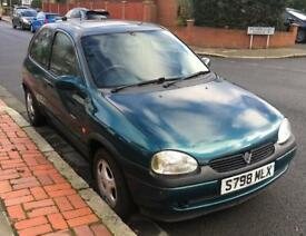 Vauxhall Corsa, beautiful condition, Finchley