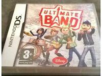 DS ULTIMATE BAND GAME BOXED £5