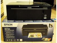 Epson Stylus SX130 combined Scanner and Printer
