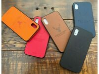 iPhone X Cases - Various Colours - Job Lot of 5