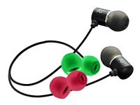 KitSound Ace In-Ear Headphones Compatible with iPod/iPad/iPhone/Samsung/Android Devices
