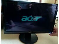 Acer LCD Computer Monitor 19 inch