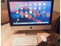 "Apple iMac 2012 21.5"" Intel i5 2.7Ghz 8GB 1TB OSX Sierra+Office Apps BOXED"