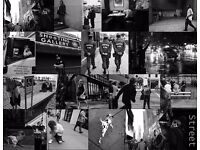Photography Walking Workshop / Street and Social Documentary Photography