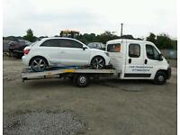Car transporter and Breakdown Recovery.