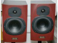 Tanoy Monitor speakers