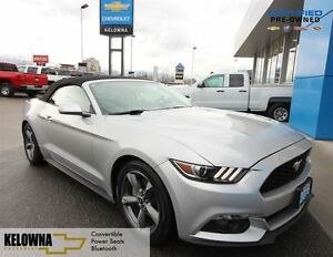 2016 Ford Mustang V6 Convertible, Bluetooth, Alloys