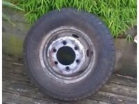 Spare VAN Tyre- Only £45 ! ! !