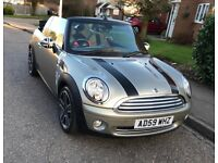 Mini Cooper 1600cc Limited Edition Convertible 2010 (59)