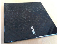Asus Slimline 2.0 USB External portable CD DVD DL SDRW-08D2S-U PC Mac