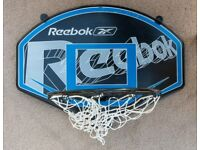 Reebok Basketball Hoop and Backboard