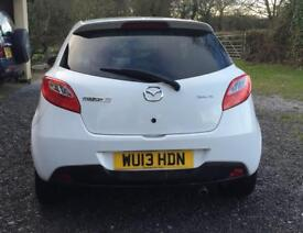 Mazda 2 - 13 Plate - Just serviced & MOT pass - low mileage