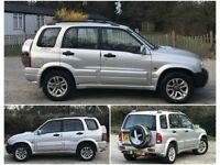 SUZUKI VITARA SPORT SUV DIESEL 4WD 1 YEAR MOT 4X4 DUEL A/C SAME RAV 4/CRV/X5/ML/SHOGUN/XTRAIL/JEEP