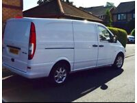 Mercedes Benz Vito 109 cdi long wheel base