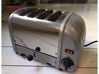 Dualit 4 slice classic toaster (good condition)
