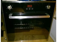 Single integrated oven