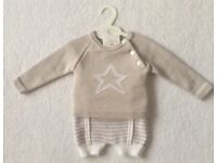 BNWT Spanish Style Baby Boy Outfit 3 - 6 Months