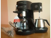 *Brand New* Morphy Richards Espresso Coffee Maker with Milk Frother